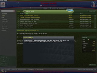 Football Manager 2007 - screen - 2006-06-20 - 68828
