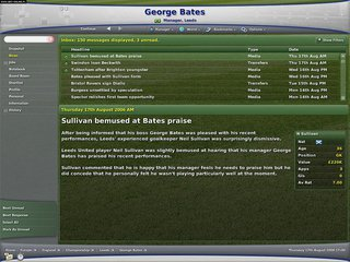Football Manager 2007 - screen - 2006-06-20 - 68834