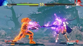 Street Fighter V: Arcade Edition - screen - 2018-01-17 - 363349