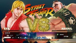 Street Fighter V: Arcade Edition - screen - 2018-01-17 - 363351