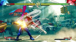 Street Fighter V: Arcade Edition - screen - 2018-01-17 - 363354