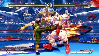 Street Fighter V: Arcade Edition - screen - 2018-01-17 - 363355