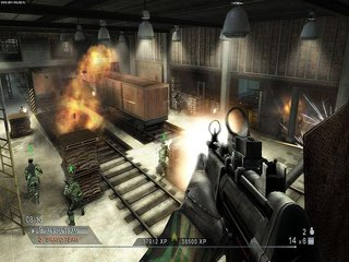 Tom Clancy's Rainbow Six Vegas 2 - screen - 2008-07-03 - 109709