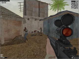 Terrorist Takedown: Konflikt w Mogadiszu - screen - 2005-05-31 - 48016