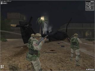Terrorist Takedown: Konflikt w Mogadiszu - screen - 2005-05-31 - 48022