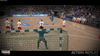 IHF Handball Challenge 14 - screen - 2014-04-02 - 280405