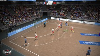 IHF Handball Challenge 14 - screen - 2014-04-02 - 280408
