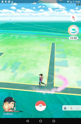 Pokemon GO - screen - 2016-07-14 - 326124