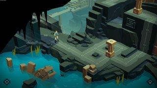 Lara Croft GO - screen - 2015-09-02 - 306997