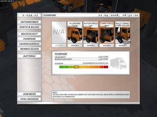 Garbage Truck Simulator id = 136654