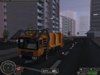 Garbage Truck Simulator id = 136660