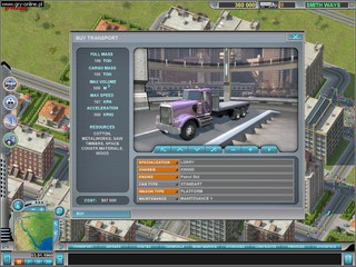 Hard Truck Tycoon - screen - 2005-08-16 - 51905