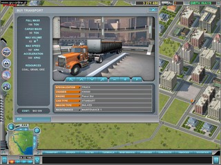 Hard Truck Tycoon - screen - 2005-08-16 - 51908