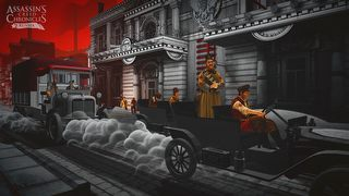Assassin's Creed Chronicles: Russia - screen - 2015-12-09 - 312518