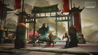 Assassin's Creed Chronicles: China - screen - 2015-04-01 - 297424