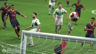 Pro Evolution Soccer 2014 - screen - 2013-11-06 - 272779