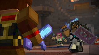 Minecraft: Story Mode - A Telltale Games Series - Season 1 - screen - 2016-09-14 - 330973