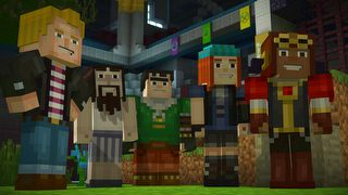 Minecraft: Story Mode - A Telltale Games Series - Season 1 - screen - 2016-09-14 - 330974