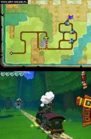 The Legend of Zelda: Spirit Tracks id = 164207