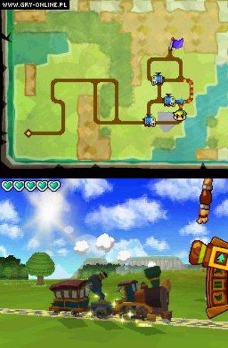 The Legend of Zelda: Spirit Tracks id = 164209