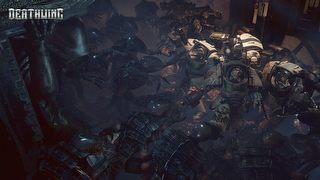 Space Hulk: Deathwing - screen - 2016-12-08 - 335534