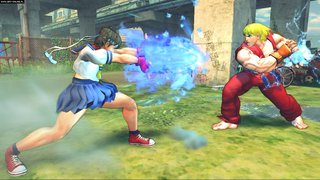 Street Fighter IV - screen - 2008-10-15 - 119845
