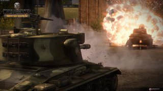 World of Tanks id = 277100