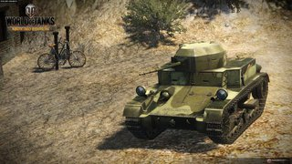 World of Tanks id = 277105