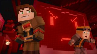 Minecraft: Story Mode - A Telltale Games Series - Season 1 - screen - 2016-07-27 - 326843