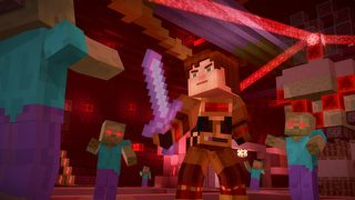Minecraft: Story Mode - A Telltale Games Series - Season 1 - screen - 2016-07-27 - 326844
