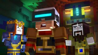 Minecraft: Story Mode - A Telltale Games Series - Season 1 - screen - 2016-07-27 - 326845