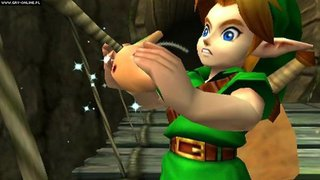 The Legend of Zelda: Ocarina of Time - screen - 2011-04-14 - 207318