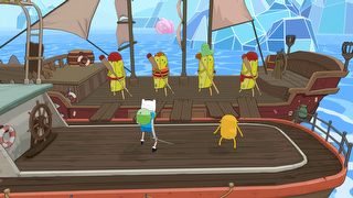 Adventure Time: Pirates of the Enchiridion - screen - 2018-07-18 - 378375