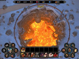 Heroes of Might and Magic V: Kuźnia Przeznaczenia - screen - 2007-01-04 - 77528
