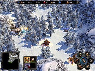 Heroes of Might and Magic V: Kuźnia Przeznaczenia - screen - 2007-01-04 - 77533