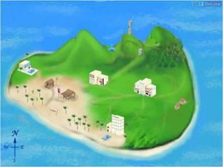 Przygody Ryśka: Wyspa Miłości - screen - 2001-11-08 - 7168