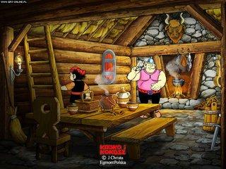Kajko i Kokosz: Twierdza Czarnoksiężnika - screen - 2011-12-07 - 226522