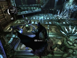 Batman: Arkham Asylum - screen - 2009-09-30 - 165120