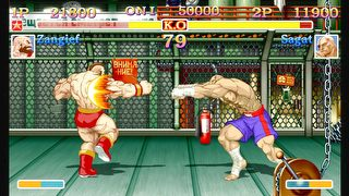 Ultra Street Fighter II: The Final Challengers id = 337430