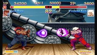 Ultra Street Fighter II: The Final Challengers id = 337432