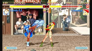 Ultra Street Fighter II: The Final Challengers id = 337434