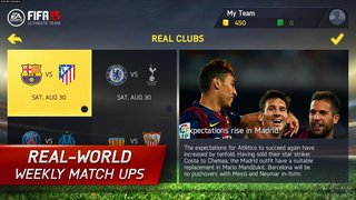 FIFA 15 Ultimate Team id = 301976
