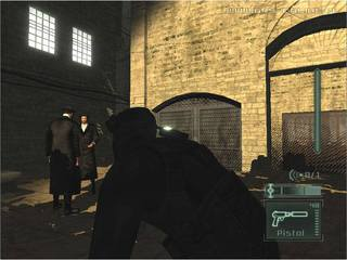 Tom Clancy's Splinter Cell: Pandora Tomorrow - screen - 2004-03-12 - 24126
