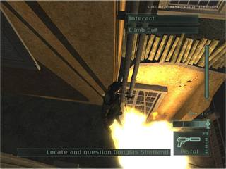 Tom Clancy's Splinter Cell: Pandora Tomorrow - screen - 2004-03-12 - 24127
