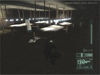 Tom Clancy's Splinter Cell: Pandora Tomorrow - screen - 2004-03-12 - 24128