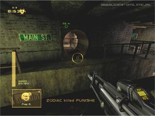 Tom Clancy's Splinter Cell: Pandora Tomorrow - screen - 2004-03-12 - 24131