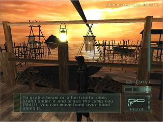 Tom Clancy's Splinter Cell: Pandora Tomorrow - screen - 2004-03-12 - 24133