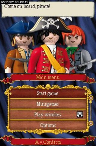 Playmobil Pirates - screen - 2009-11-04 - 169893