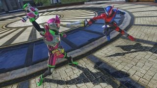 Kamen Rider: Climax Fighters - screen - 2017-09-27 - 356566