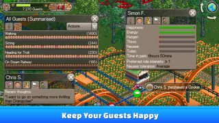 RollerCoaster Tycoon Classic - screen - 2017-09-27 - 356619
